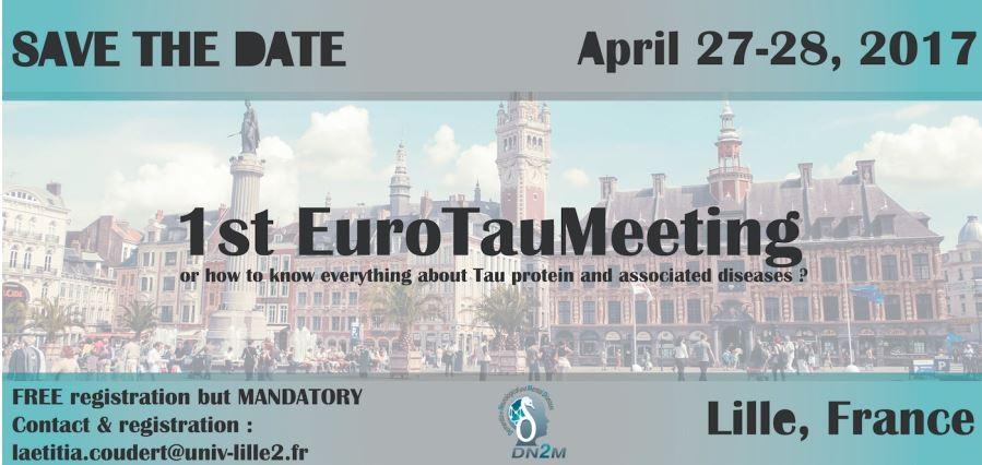 1st Euro Tau Meeting - 2017-image