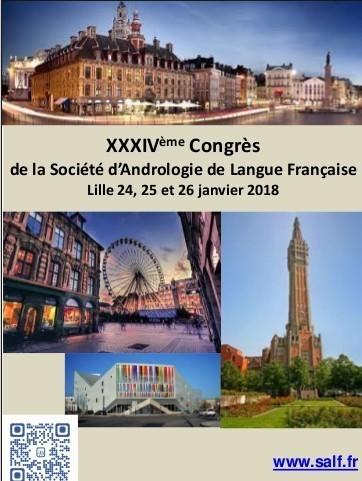 Congrès de la SALF 2018 (Société d'Andrologie de Langue Française)-image