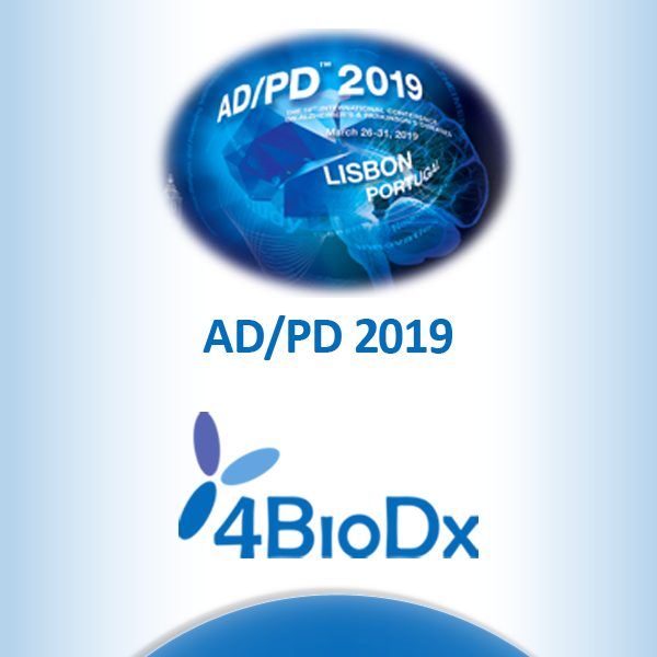 AD/PD 2019 : Alzheimer's and Parkinson's Diseases Meeting-image