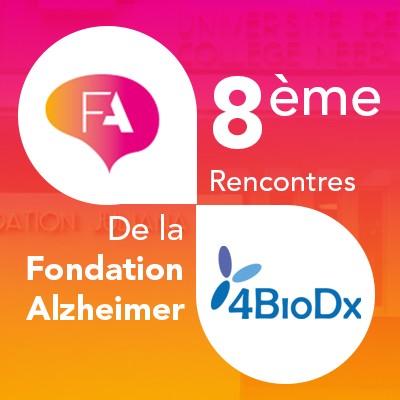 8èmes Rencontres de la Fondation Alzheimer -image