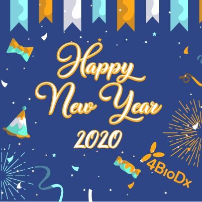 Happy New Year! Bonne Année 2020!-image