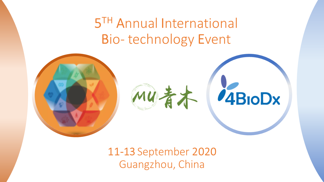 THE 5TH ANNUAL INTERNATIONAL BIO-TECHNOLOGY EVENT-image