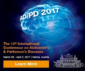 International Conference on Alzheimer's and Parkinson's Diseases - AD/PD 2017-image
