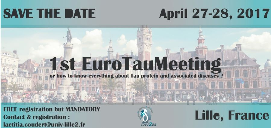 1st Euro Tau Meeting - 2017-image